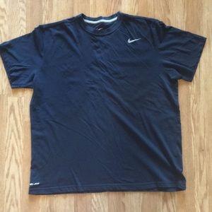 Nike Short Sleeve Dri-Fit Tee